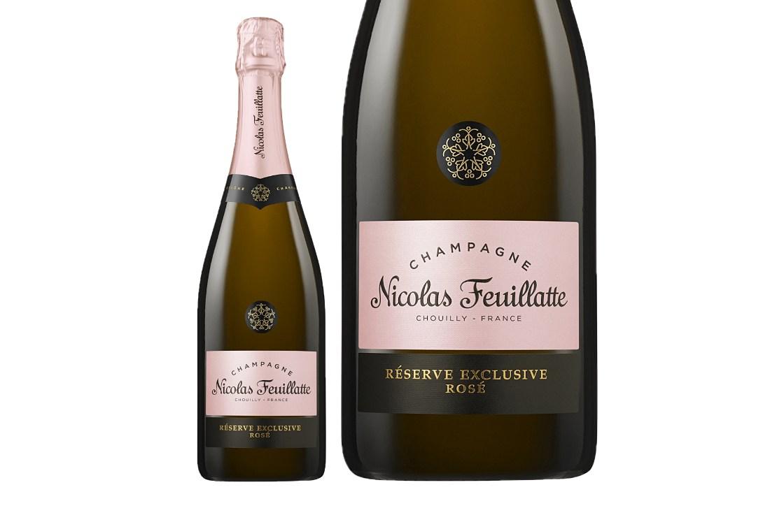 シャンパン「ニコラ・フィアット ブリュットロゼ」