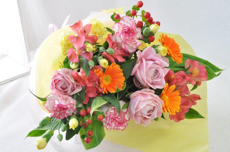 フラワー「季節の花束(ミックス)」