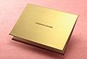結婚祝い人気ランキング3位の祝電 メタルゴールド